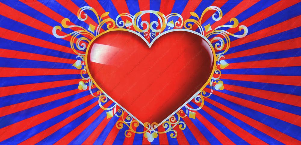 Queen of Hearts - B