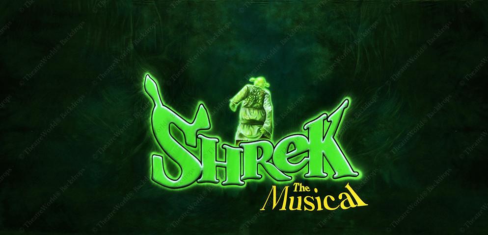 Shrek's Main Drape