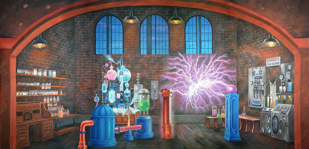 Mad Scientist Laboratory