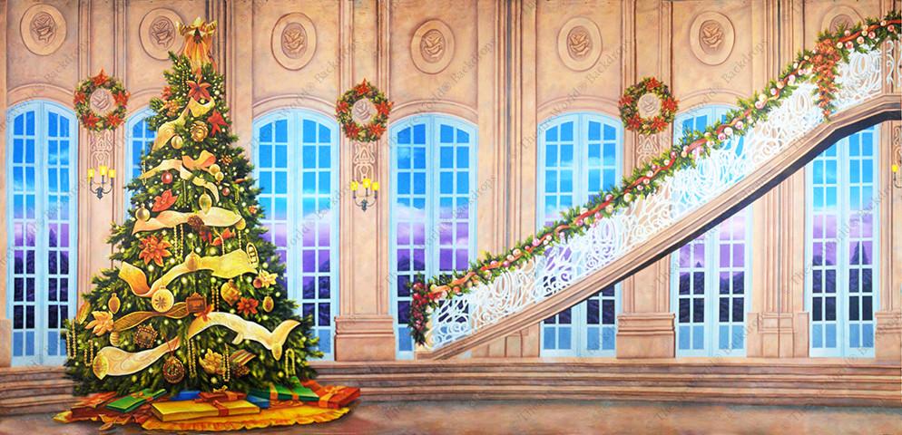 Grand Ballroom Christmas