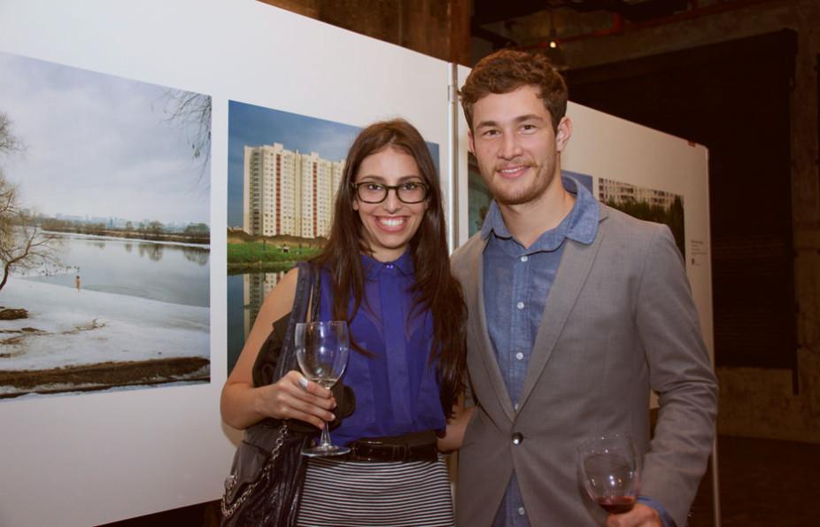 Stephanie Surm & Keiren Harris