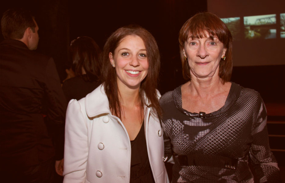 Sarah Ledermann & Sue Reilly