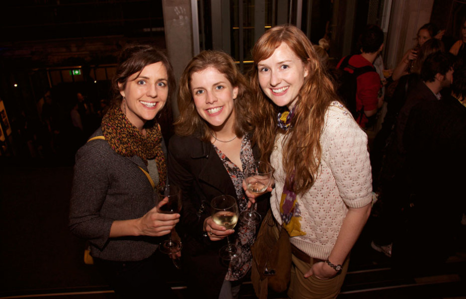 Emily Saeck, Rachel Davis & Alexia Saeck