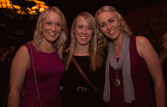 Ashlie Chapman, Kristen Huf & Dimity Sadler