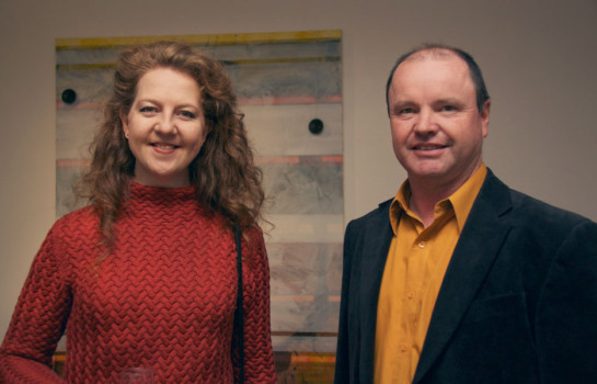 Lenore Keough & Andrew Brown