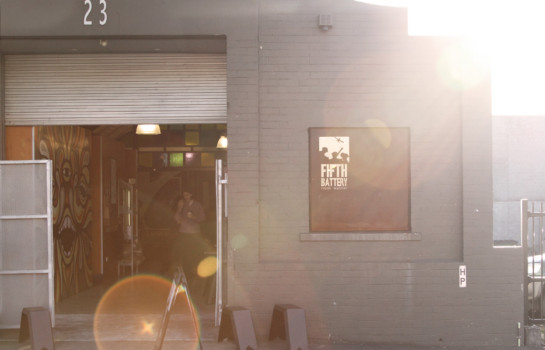 Fifth Battery Coffee Roasters, Fortitude Valley