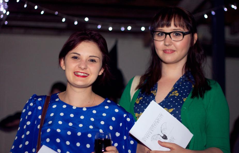Sophie Cowie & Erin Powell