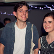 James Butler & Hayley Stockall