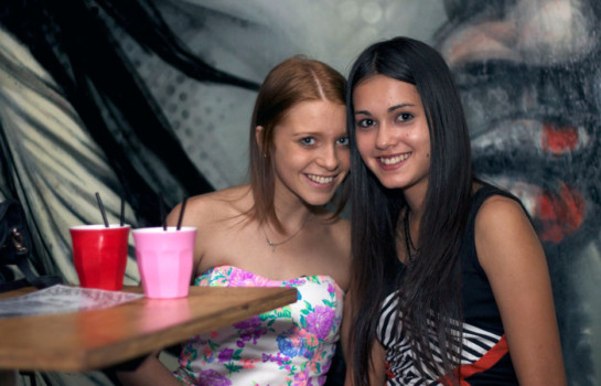 Jennifer & Steph