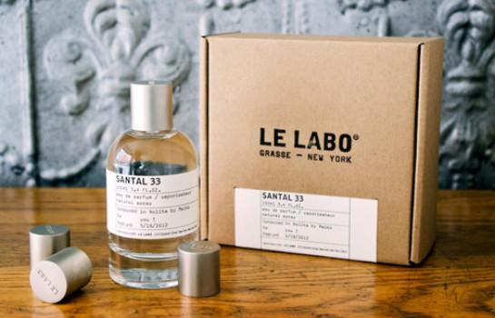 Le Labo fragrances