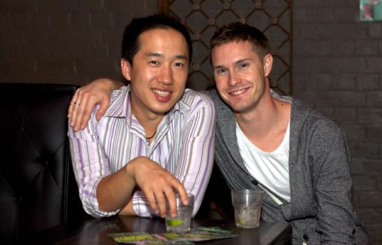 Ming Liu & Adam Martin