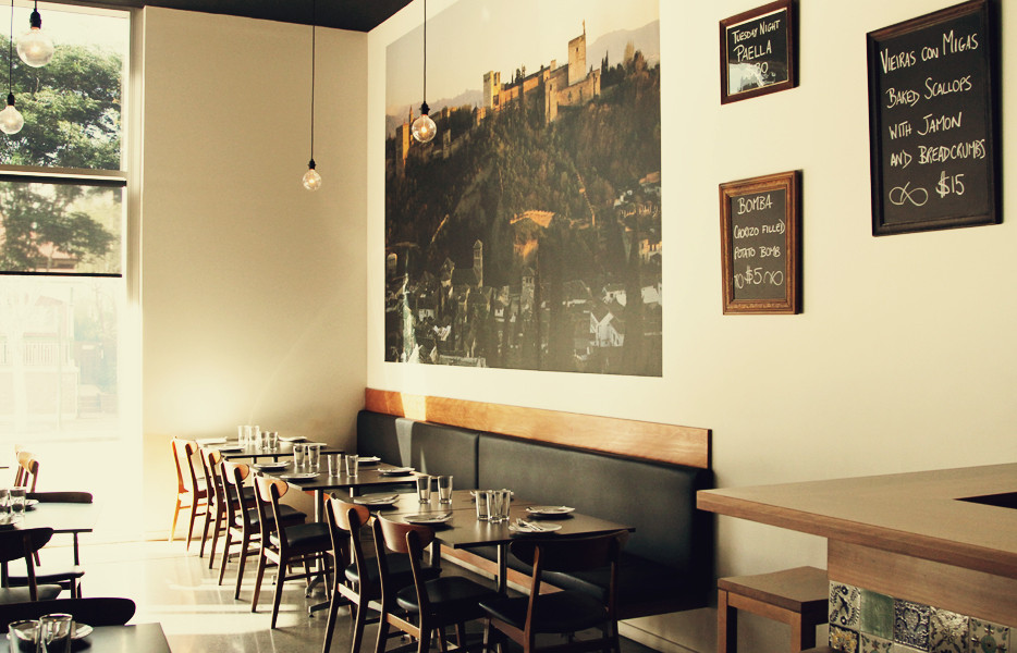 Granada Cafe Tapas Bar, South Brisbane