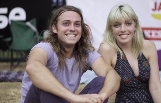Ed Nunn & Sarah Lawrence