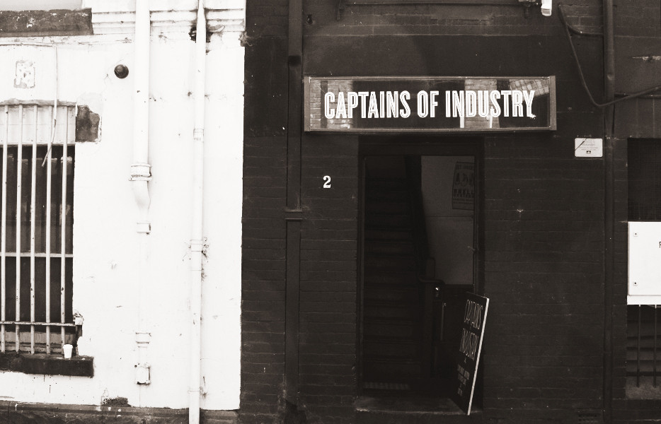 Captains of Industry, Melbourne