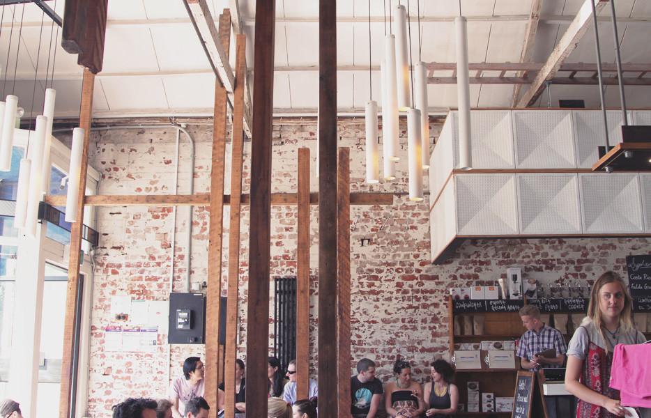 Auction Rooms, Melbourne