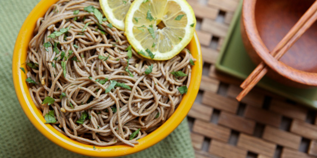 Cold Soba Noodle Salad | Food & Drink | The Weekend Edition