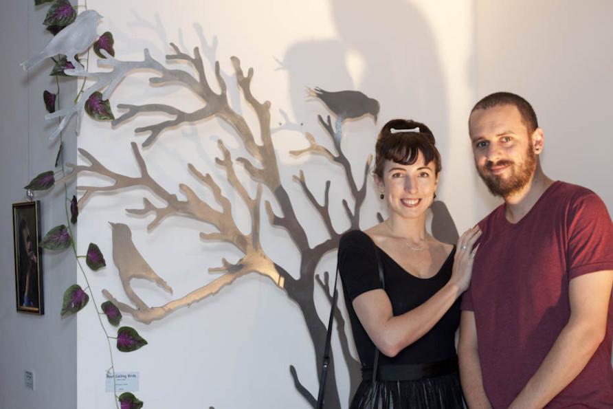 Alicia Peet & Ken Smith
