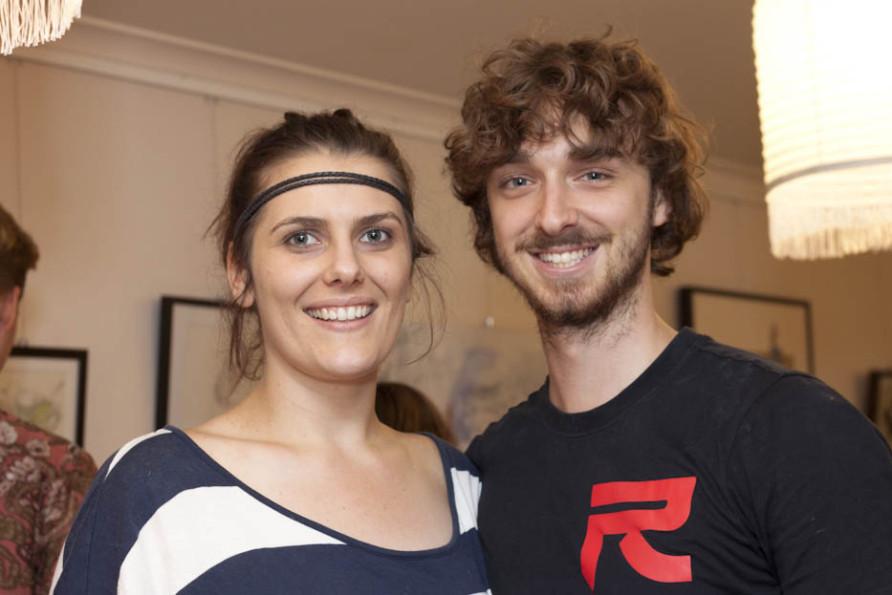 Chloe Halter & Sean Hawthorn
