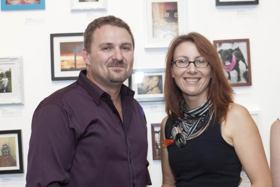 Shannon Rowe & Belinda Wearne