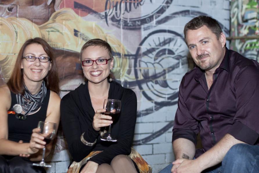 Belinda Wearne, Anna-Marie Wallace & Shannon Rowe