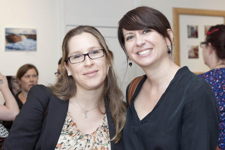 Kate Sutton & Elyse Henderson