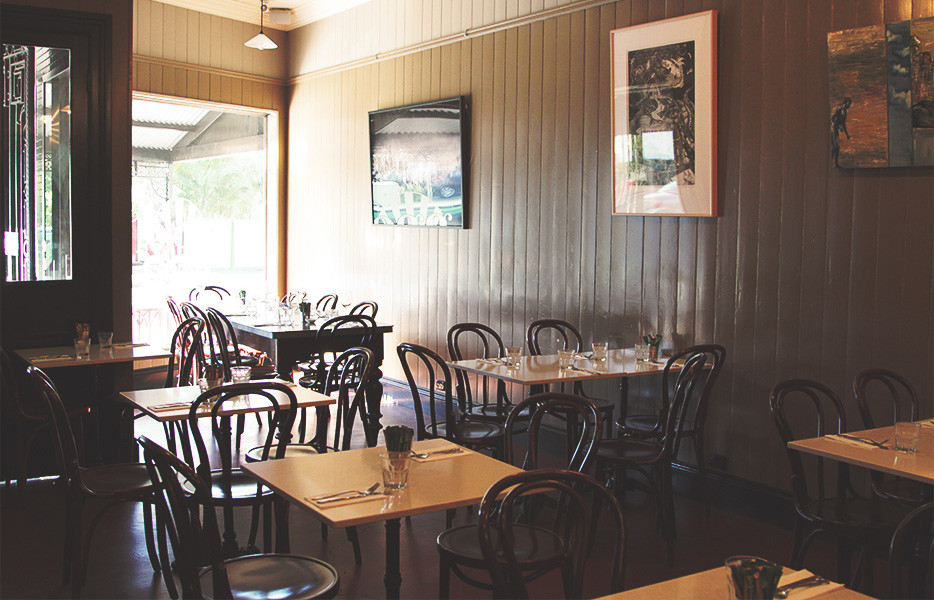 Egg Bistro, East Brisbane