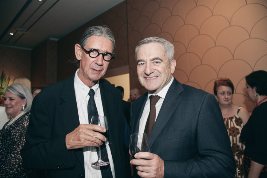 Robert Riddel & Jeff Humphreys