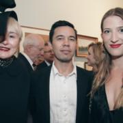 Deborah Quinn, Steve Minon & Ingrid Richards