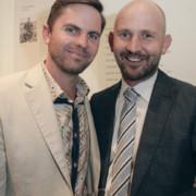 Adrian Spence & Marc Tendys