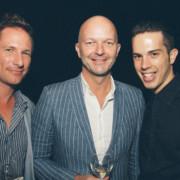 Troy,  David & Jake