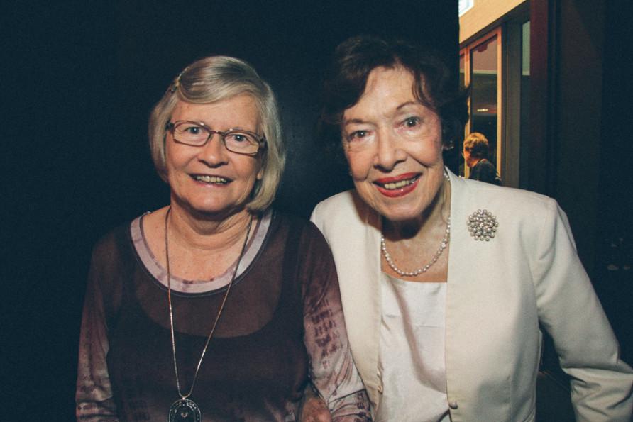 Judy Cannon & Muriel Watson