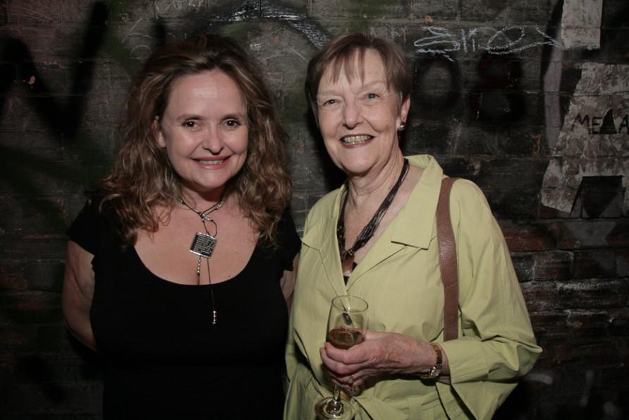 Katrina Torenbeek & Kaye Steveson