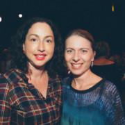 Aimee Barwick & Karen Woolley