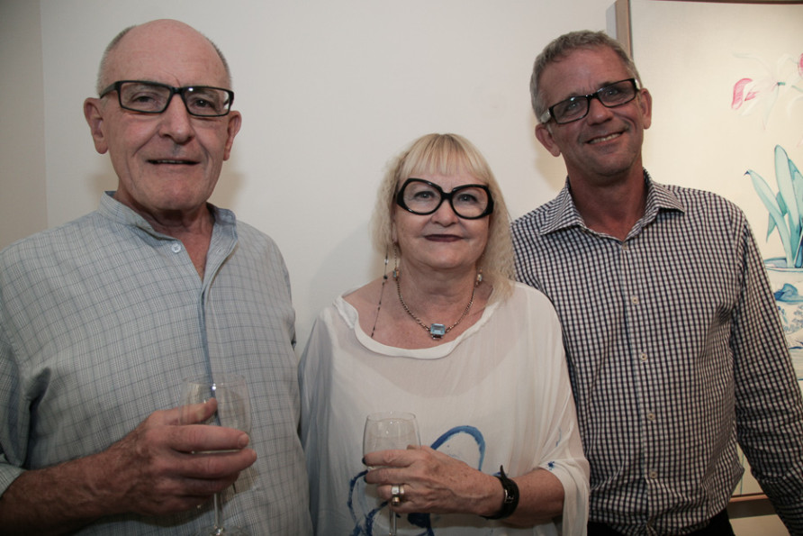 John Brooks, Suzanne Brooks & Gerard Ruddy