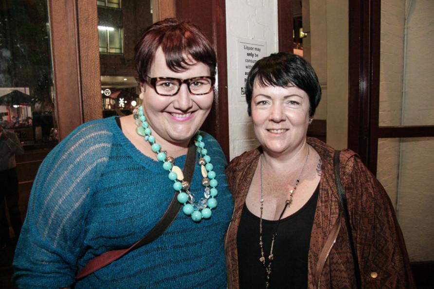 Heidi Irvine & Nicole Scott