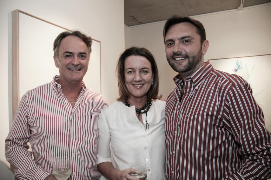 Mark, Edwina & Emmanuel