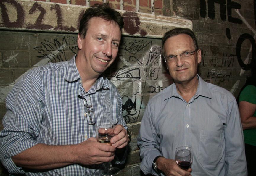 Nigel Lavender & David Fisher