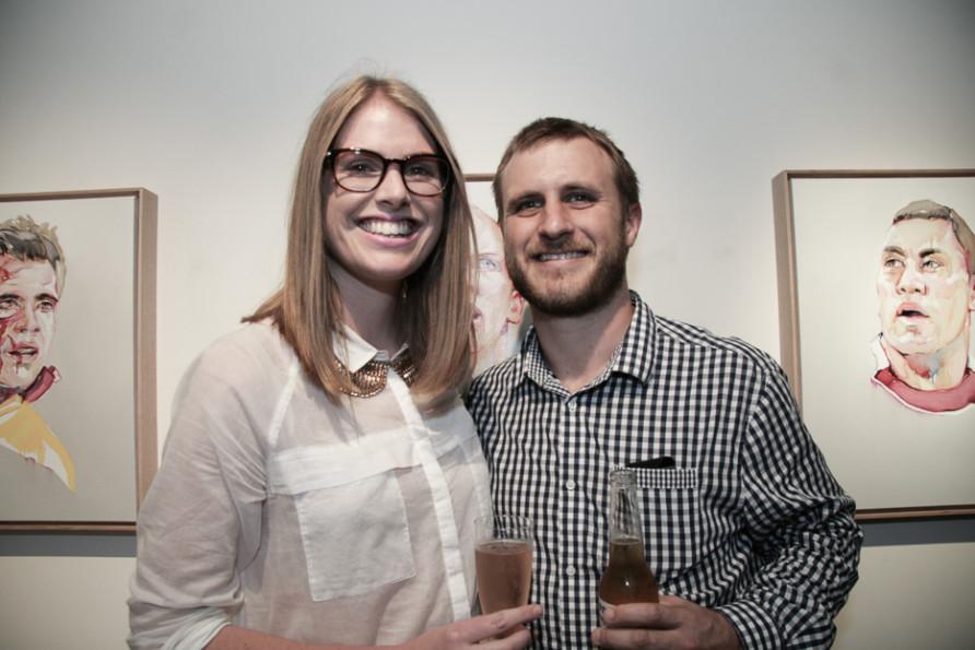 Ellen Fletcher & Grant Porter