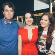 Patrick Hayes, Daria Smith & Stephanie Allsopp
