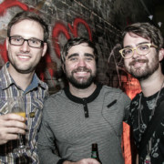 Jason Glenwright, Chris Perren & Pete Foley