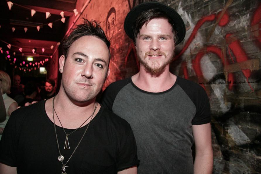 Steven Mitchell Wright & Stephen Quinn