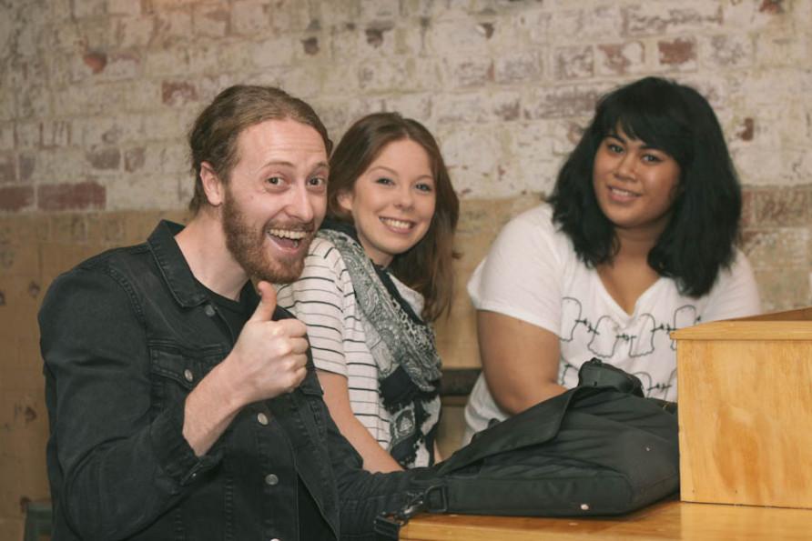 Simon, Rachel & Isere