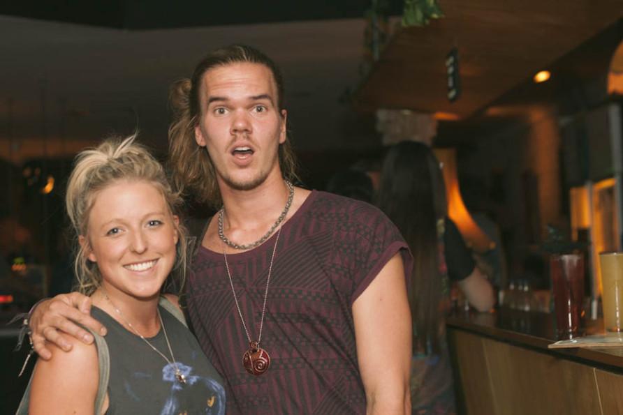 Carly McKenzie & Alexander Clavebro