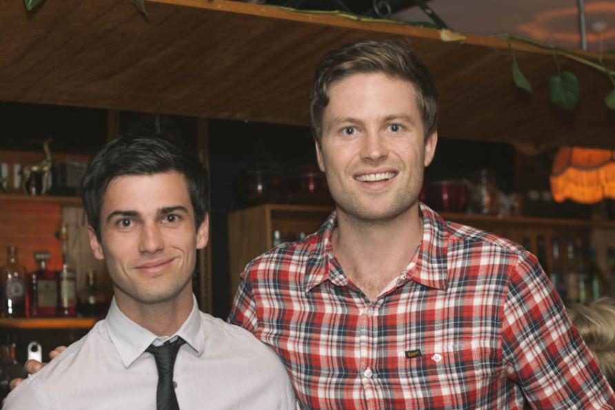 Ben Mylonas & Ben Harris
