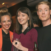 Topaz Finch, Danni Lomas & Tommy Davies