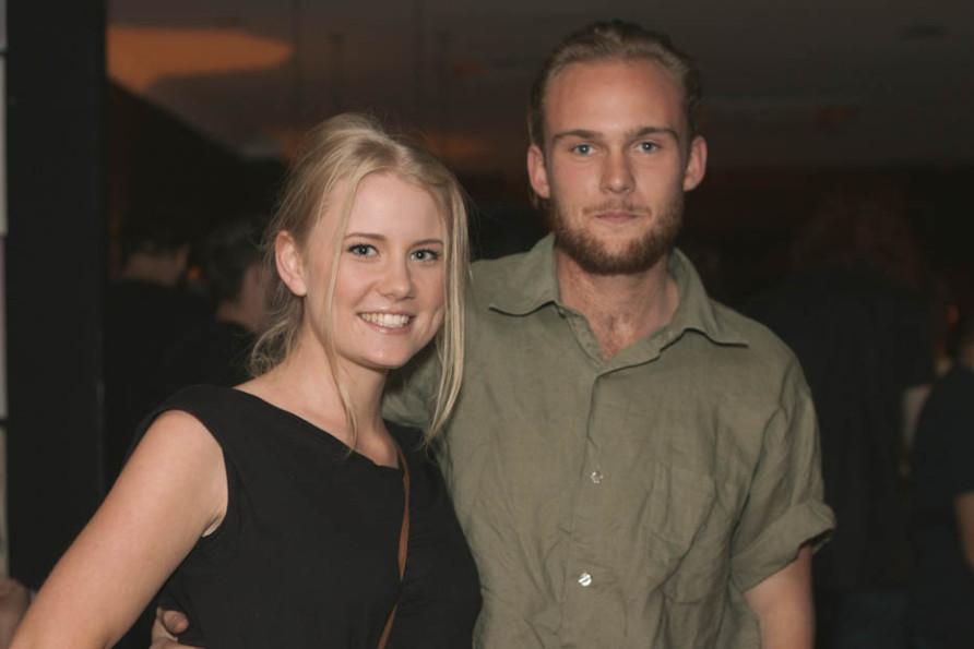 Victoria Atkinson & Tom Hunt