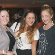 Genevieve Harriss, Aya Haruyana & Anna Guerrini