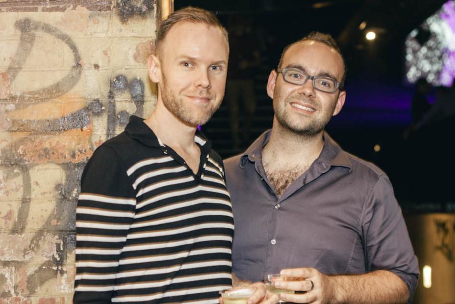 Scott Spark & Matthew Bo