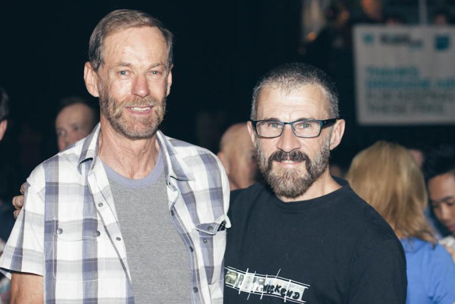 Philip Arrowsmith & Warren Pears
