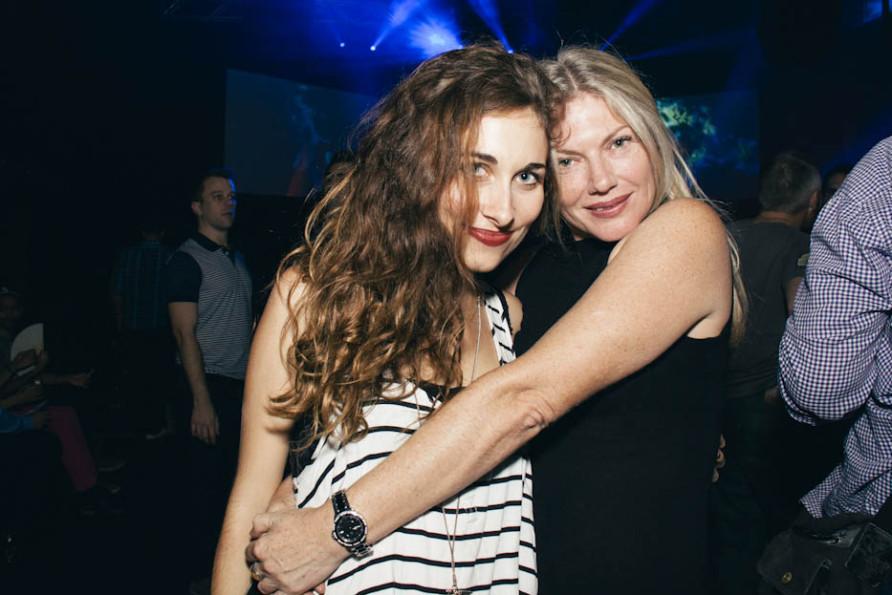 Joana Busch & Lisa Collins
